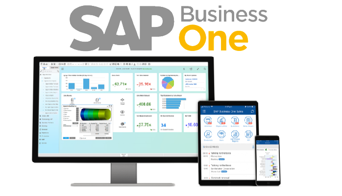 CR Wall SAP Business One