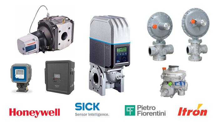 Gas Measurement instruments