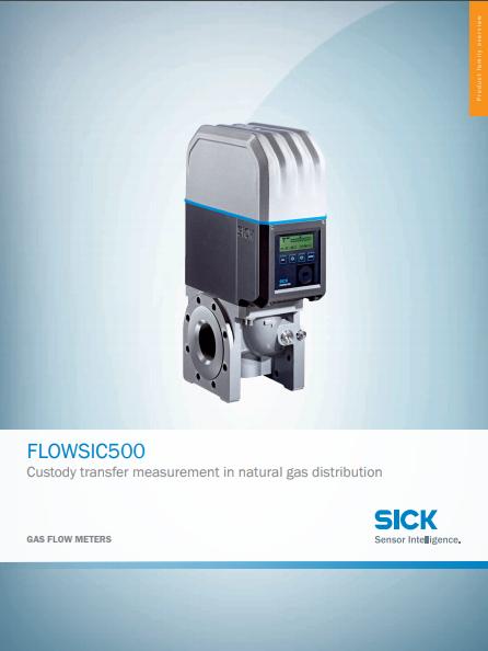 FLOWSIC500 Brochure