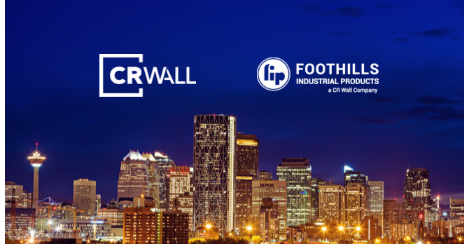 CR Wall Acquires Foothills Industrial Products