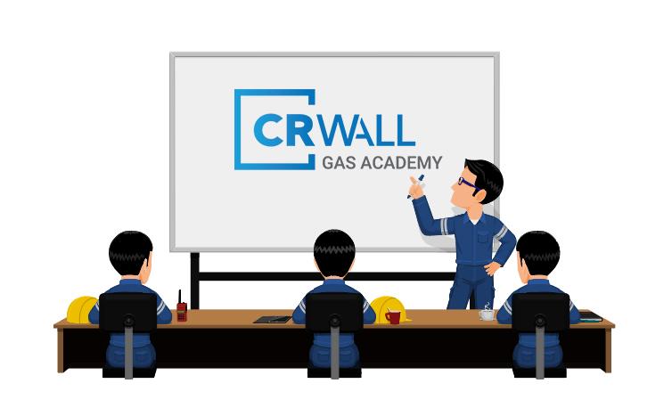 CR Wall Gas Academy