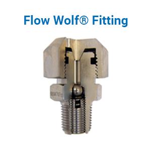 Sealweld Flow Wolf Fitting