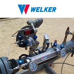 Welker Natural Gas Sampling