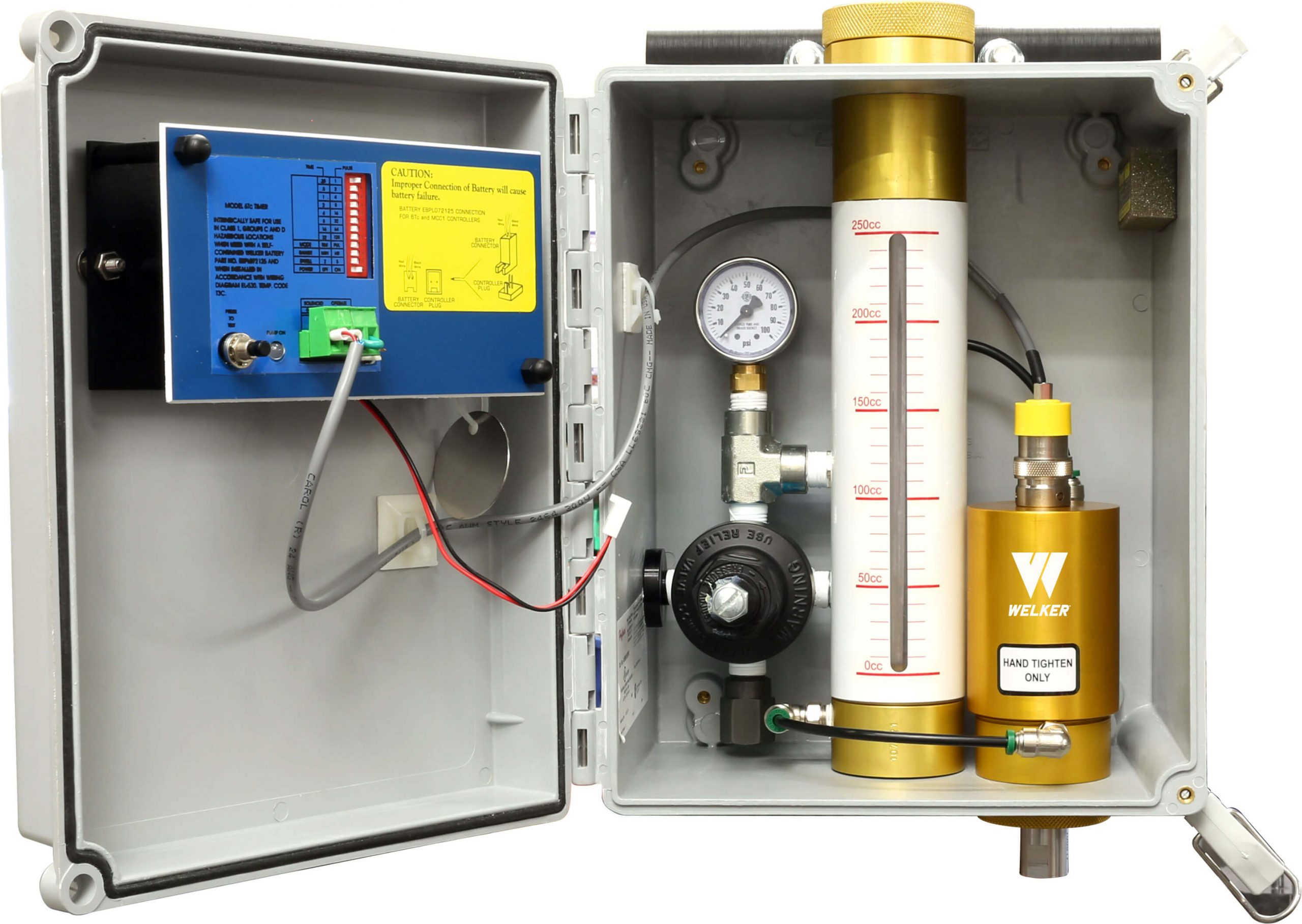 Oil Injection Pump- Welker